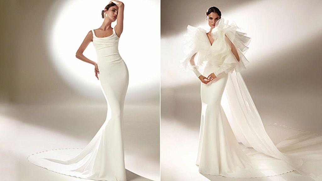Vestidos de novia demontables: ¡dos en uno!
