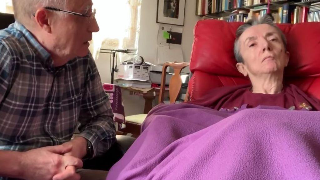 La Fiscalía pide seis meses de prisión para el hombre que ayudó a morir a su esposa enferma de ELA en Madrid