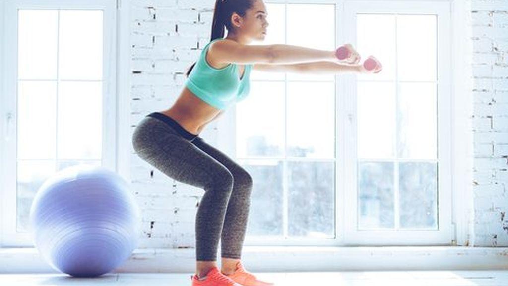 Tipos de sentadillas: qué músculos ejercitas con cada una de ellas