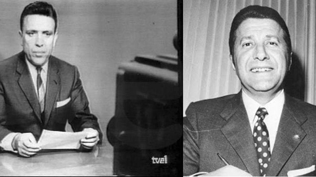 David Cubedo y Jesús Álvarez, presentadores de los primeros informativos