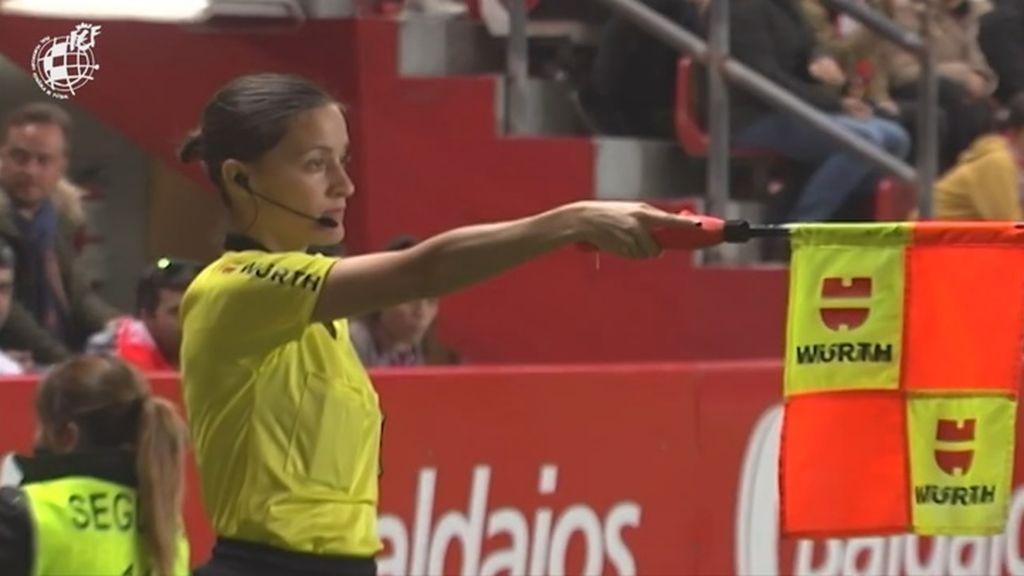 Guadalupe Porras marcará el camino: primera árbitra española en participar en una competición internacional masculina