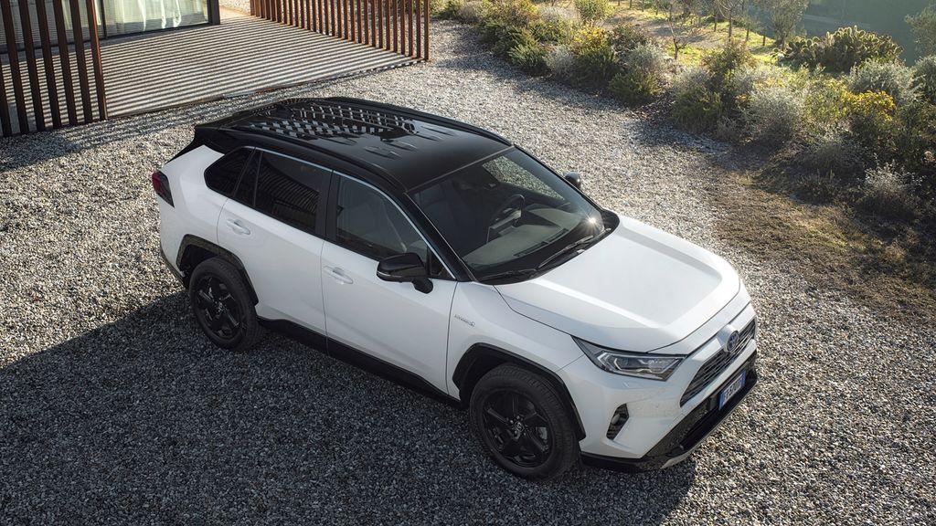 Toyota RAV4, probamos el todocamino híbrido tradicional más vendido en Europa en 2019