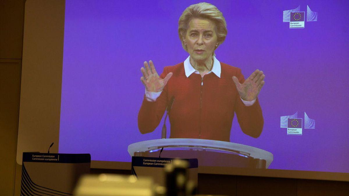 """La Comisión Europea alerta de que """"la situación es muy grave"""" y va a peor"""
