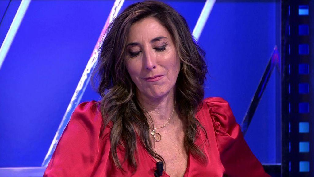 La reacción de Paz Padilla tras ver el saldo bancario de Chelo Gª Cortés