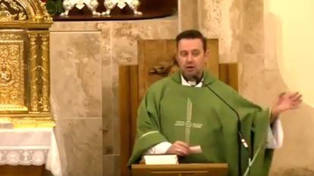 El cura de Valdepeñas abronca a los feligreses por no rascarse el bolsillo para restaurar la iglesia