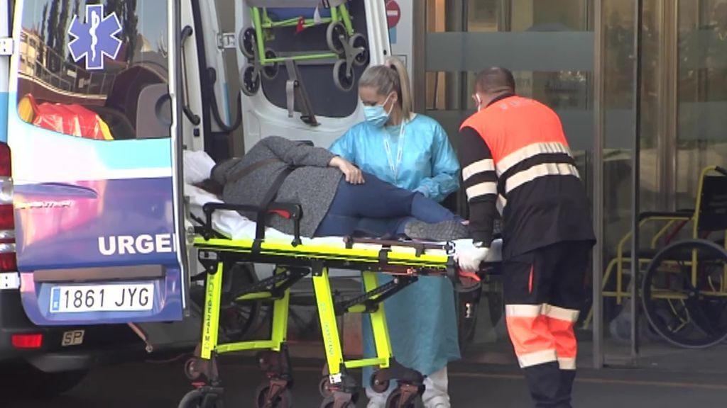 Alarmantes cifras de contagios en Andalucía