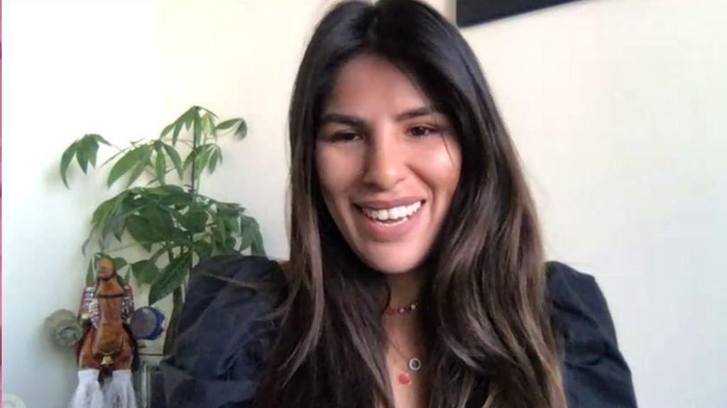 Isa Pantoja, primera concursate de 'La casa fuerte'