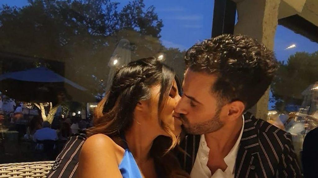 Isa Pantoja y Asraf se casan: así hemos vivido paso a paso su historia de amor