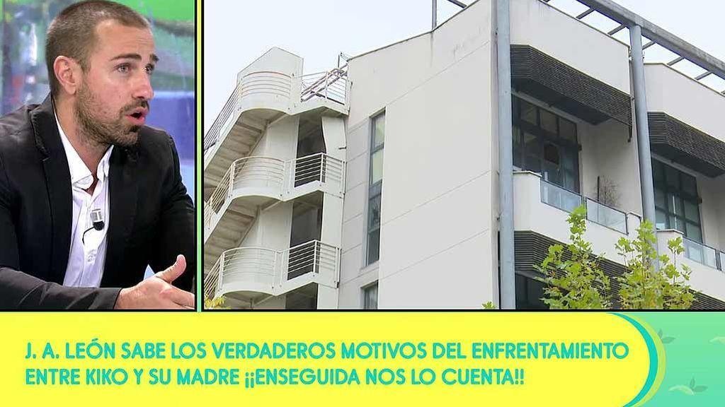 """Rafa Mora quiso comprar el loft de Kiko Rviera en Madrid: """"La madre le dijo que se lo quedaba ella"""""""