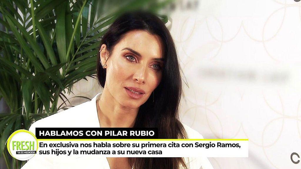"""Pilar Rubio, sobre Mainat y una posible mano negra en su carrera: """"Ahora soy muy respetuosa, quizá dentro de unos años cuando escriba mis memorias, ¿quién sabe?"""""""