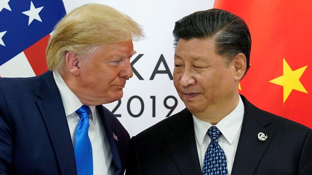 """Asi son los """"trumpistas """"chinos"""
