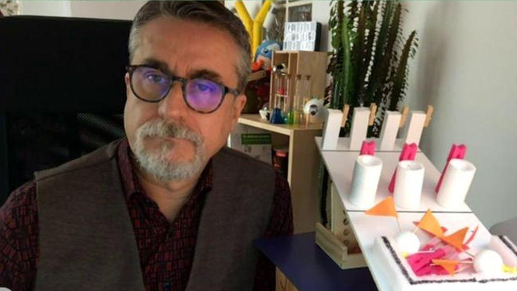 Alfredo Corell, inmunólogo, se muestra preocupado con los datos por covid en España