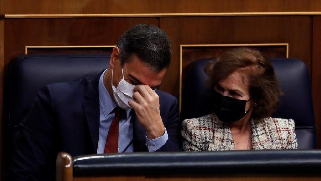 Los socios del Gobierno quieren forzar a Sánchez a comparecer en el Congreso durante el estado de alarma