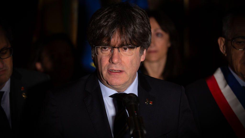 Rusia ofreció 10.000 soldados a Puigdemont si declaraba la independencia de Cataluña, según un juez
