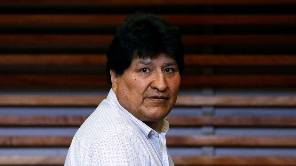 El MAS anuncia que Morales llegará a Bolivia el próximo 9 de noviembre