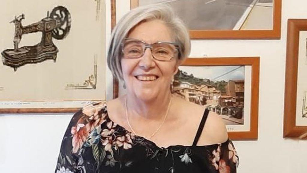 """María, 77 años y tres ictus: """"La enfermedad te tuerce la vida pero hay que luchar para enderezarla"""""""