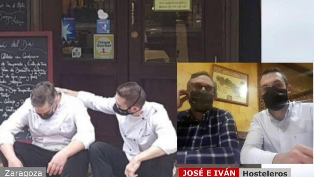 Hosteleros de la fotografía viral