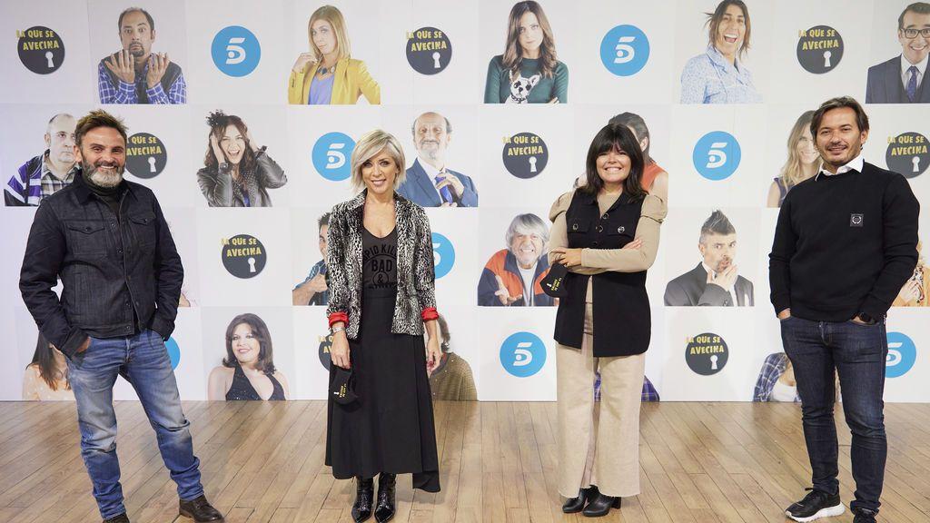 Telecinco estrena la 12ª temporada de 'La que se avecina'