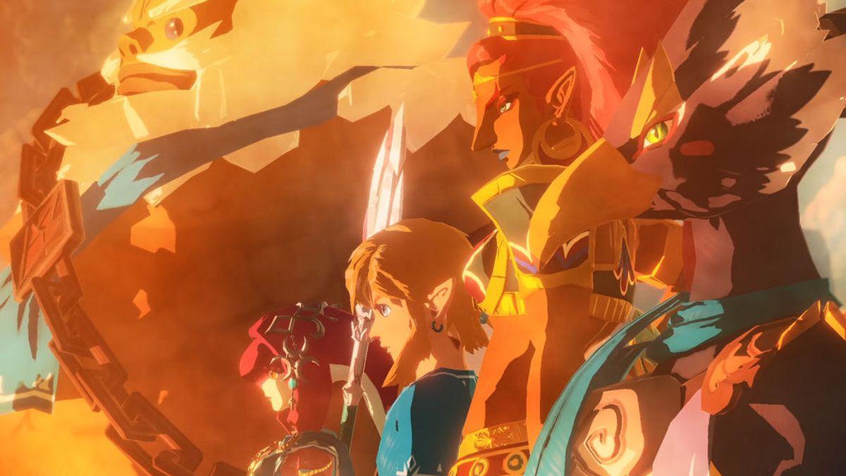 Hyrule Warriors: La era del cataclismo