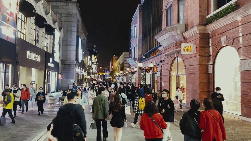 'Informe covid' se adentra en la normalidad de Wuhan: las impactantes imágenes de su milagrosa recuperación
