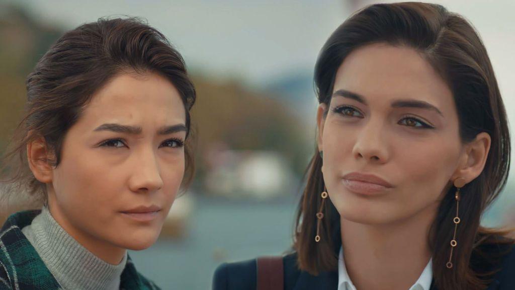 Selin y Eylül se reencuentran tras la confesión de Demir, mañana en 'En todas partes, tú'