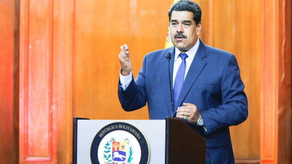 """Maduro le dice a Pedro Sánchez: """"Siempre cometes errores con Venezuela"""""""