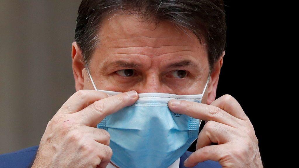 Italia: la segunda ola del covid dispara el descontento social contra Conte