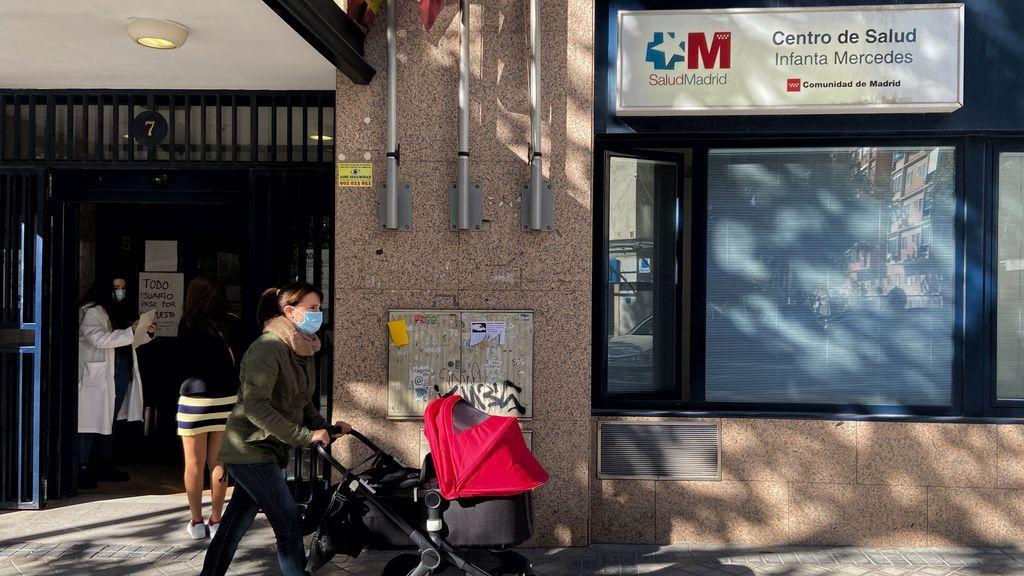Nuevo repunte de muertos en Madrid con 40 diarios y otros 2.532 contagios