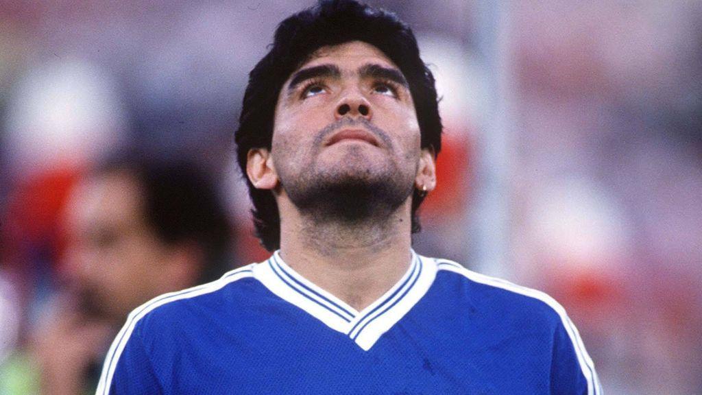 Maradona cumple 60 años: el trampolín de emociones de 'El Pelusa'