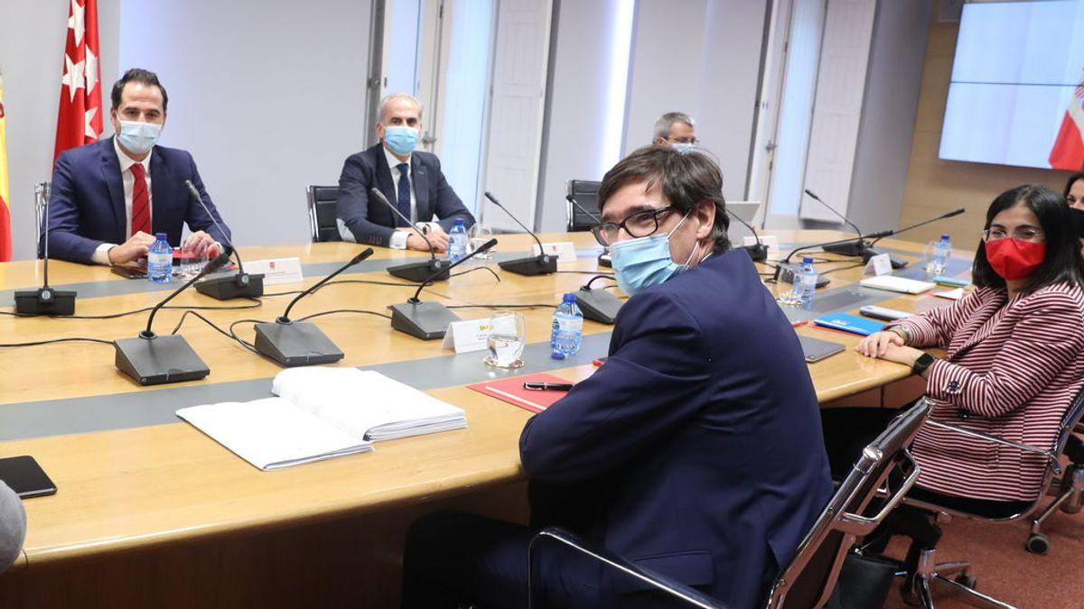 Madrid alega que Salvador Illa les confirmó que podrían cerrar sólo por días