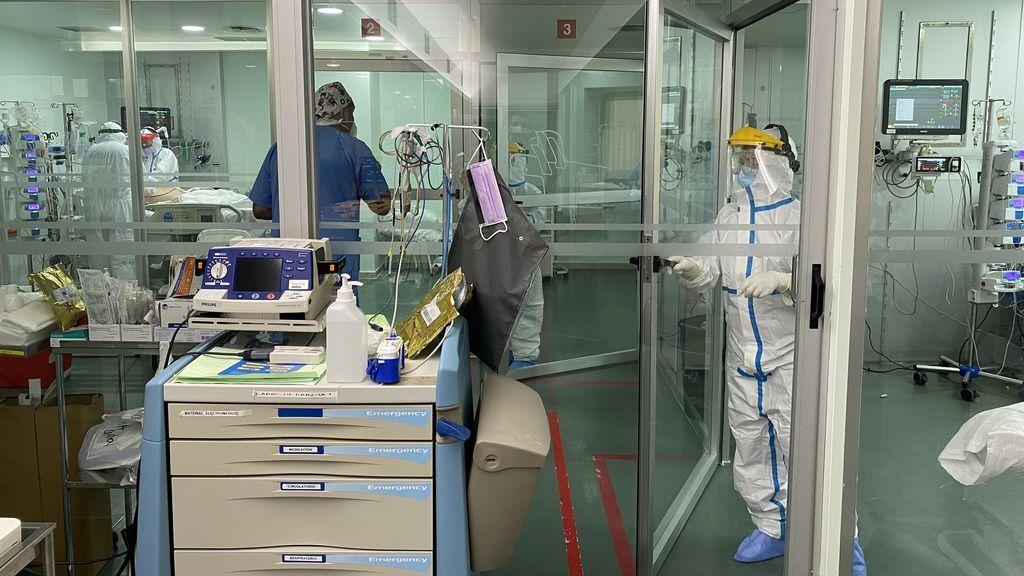 Seis muertos y 804 nuevos contagios en la Región de Murcia