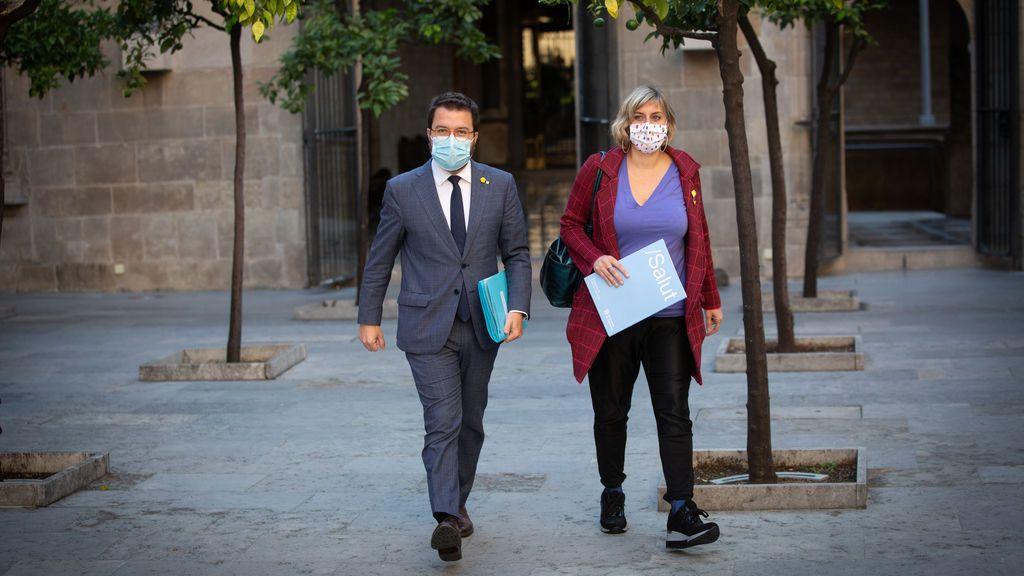 Cataluña aplica el cierre perimetral en todo el territorio hasta el XXXX