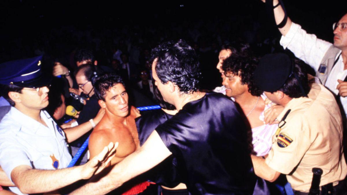 """Poli Díaz anuncia su regreso al boxeo a sus 53 años: """"Si lo ha hecho Tyson, ¿por qué yo no lo voy a hacer?"""""""