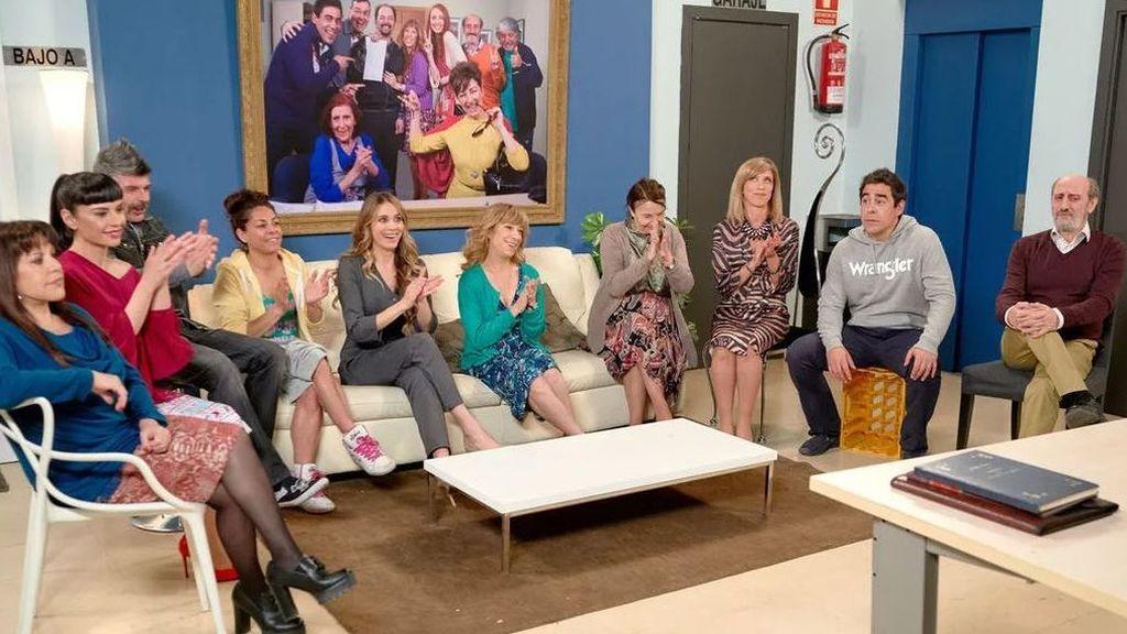 Los vecinos de 'LQSA' se mudan: Alberto Caballero desvela detalles sobre la búsqueda de su nuevo hogar y cómo afectará a la serie