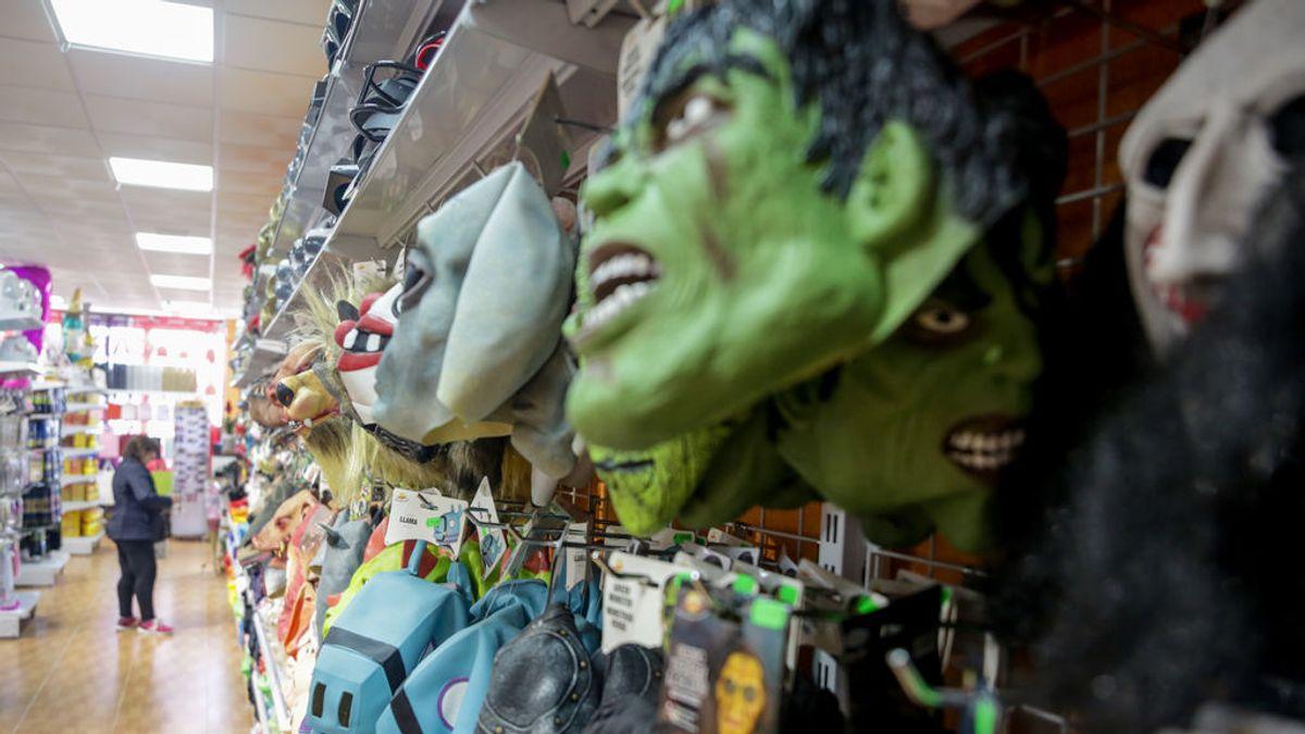 Ni truco, ni trato: la cancelación de Halloween deja al borde de la ruina a las tiendas de disfraces