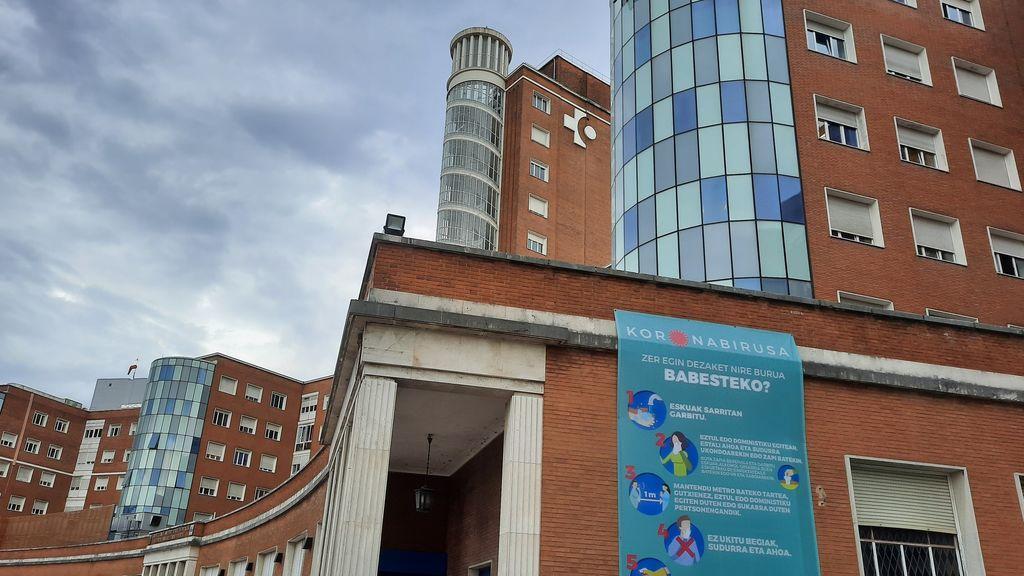 Euskadi suma y sigue: nuevo récord de contagios con 1226 positivos