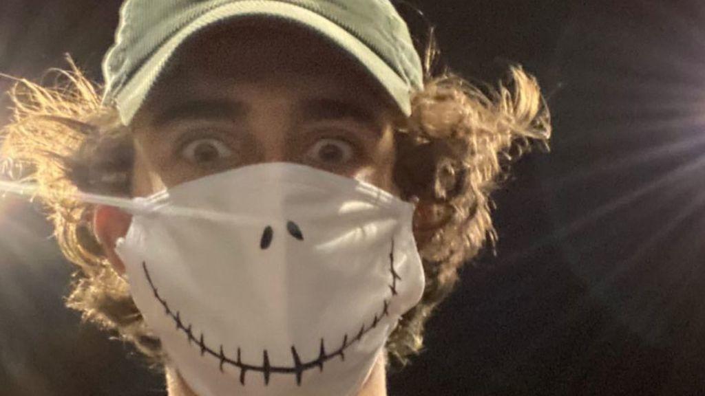 La moda de las mascarillas terroríficas para celebrar Halloween con seguridad