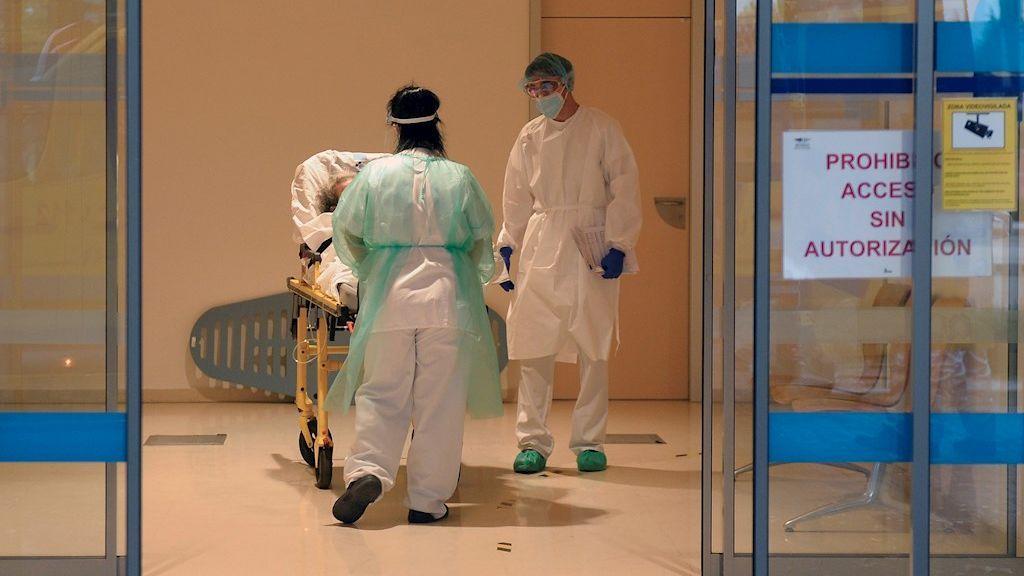 Castilla y León registra 29 muertes y 2.022 casos en un día, nuevo récord desde el inicio de la pandemia