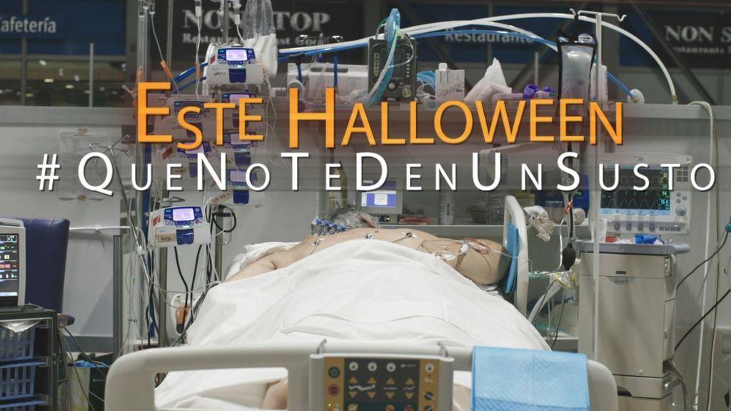 Campaña para un Halloween seguro de la Comunidad de Madrid