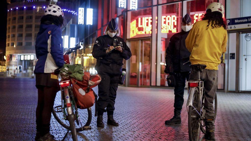 Bélgica vuelve a su confinamiento light de la primera oleada