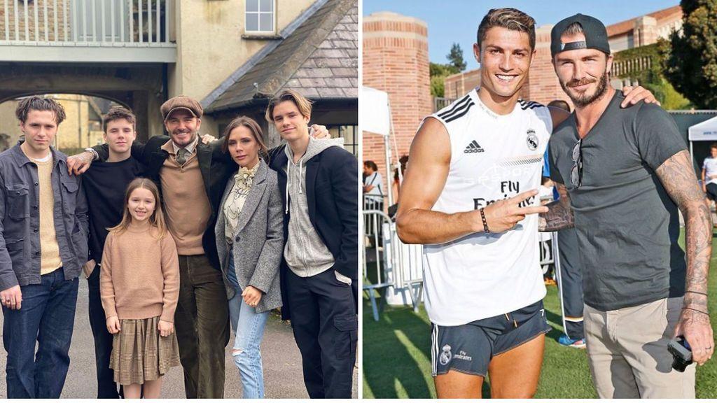 David Beckham y Victoria aceptan hacer una serie sobre su vida por 18 millones: contará con la aparición estelar de Cristiano Ronaldo