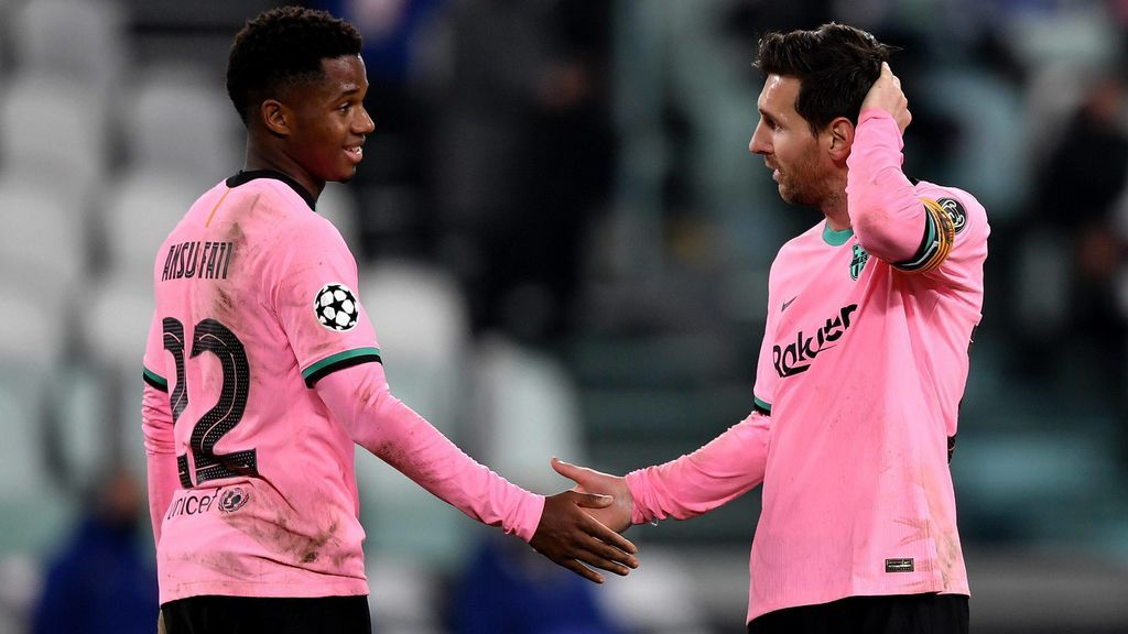 Ansu Fati se convierte en el jugador español con mayor valor de mercado: solo Joao Félix, Oblak y Messi le superan en LaLiga
