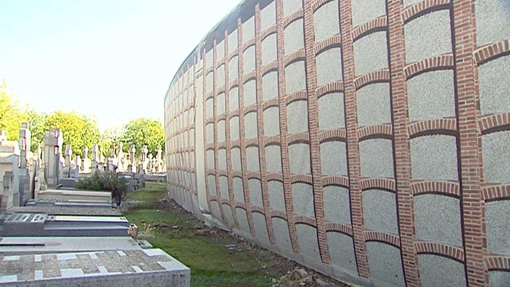 Obras en los cementerios para habilitar más espacio por el aumento de fallecidos