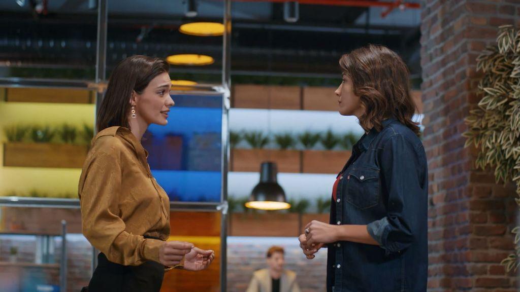 El tenso cara a cara de Selin y Eylül, en el próximo capítulo de 'En todas partes, tú'