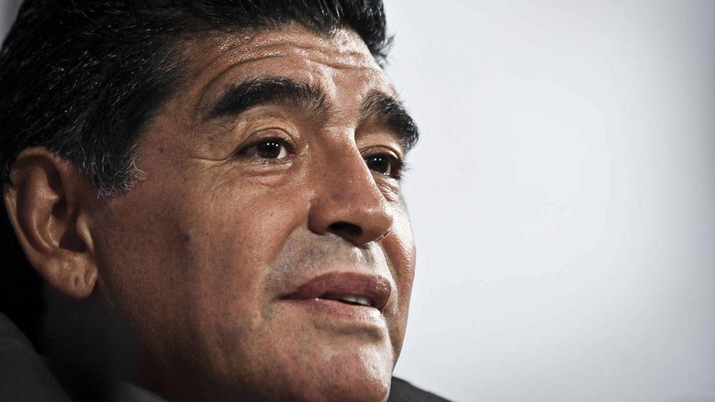 Diego Armando Maradona cumple 60 años en cuarentena.