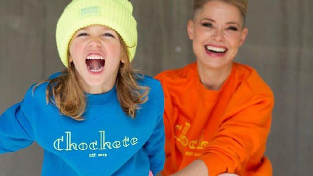 Soraya Arnelas lanza la marca Chochete inspirada en su hija