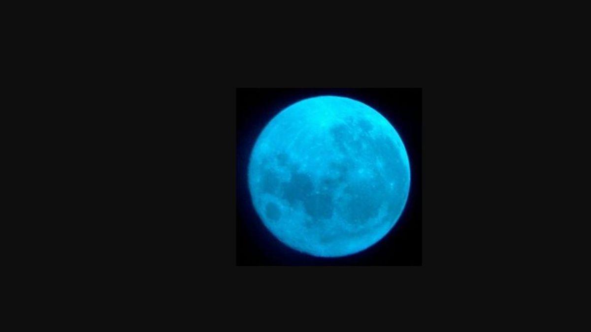 Halloween con luna llena azul: cómo ver este fenómeno que no se repetirá hasta 2039