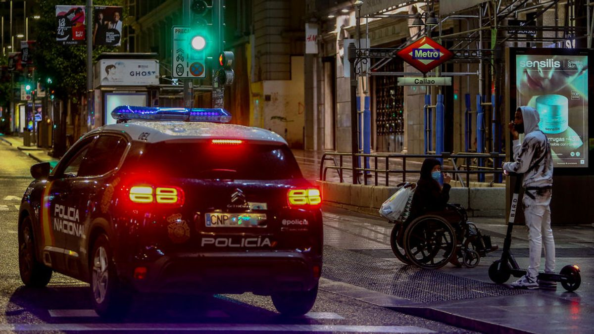 La Policía Municipal de Madrid intervino anoche 105 fiestas privadas y 22 botellones