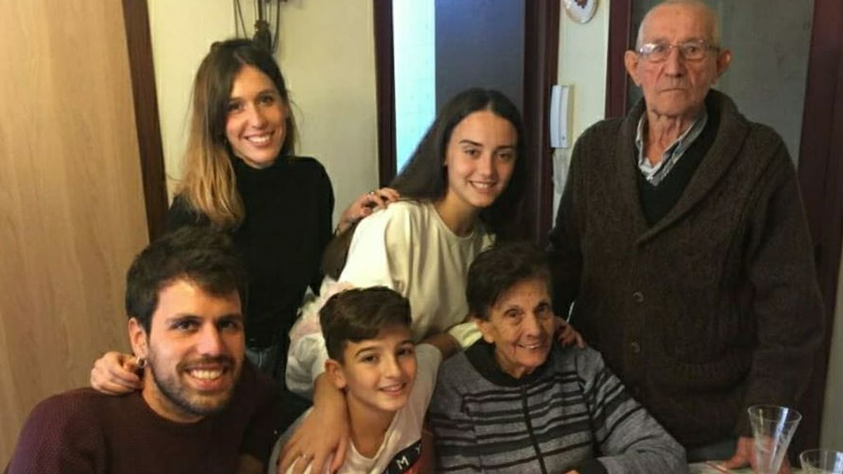 "Despedida a Fernando Gutiérrez González: ""Gracias por dejarte disfrutar, yayo"""