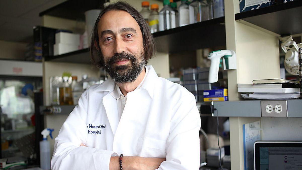 """Garcia-Sastre, biólogo: """"No vamos a conseguir acabar con el coronavirus, pero sí atenuarlo"""""""